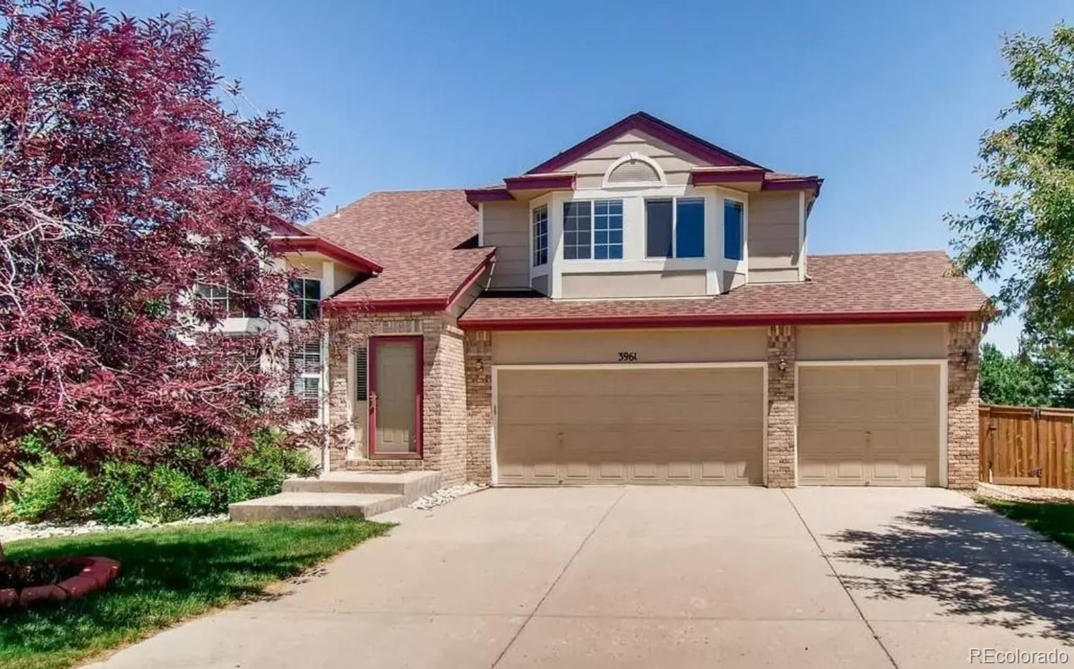 3961 Garnet Court, Highlands Ranch, CO 80126 - #: 9551251
