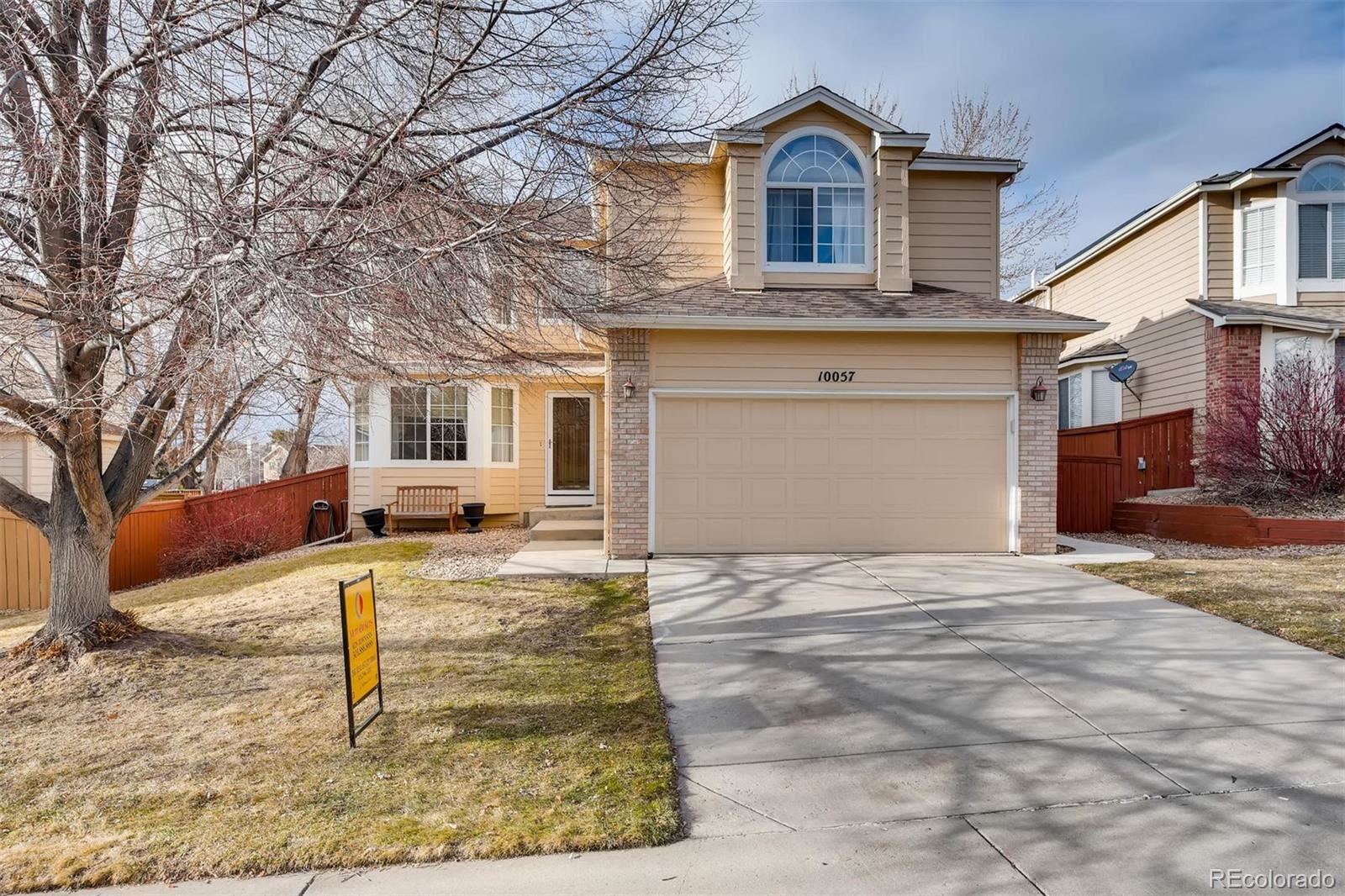 10057  Silver Maple Road, Highlands Ranch, CO 80129 - #: 7613253