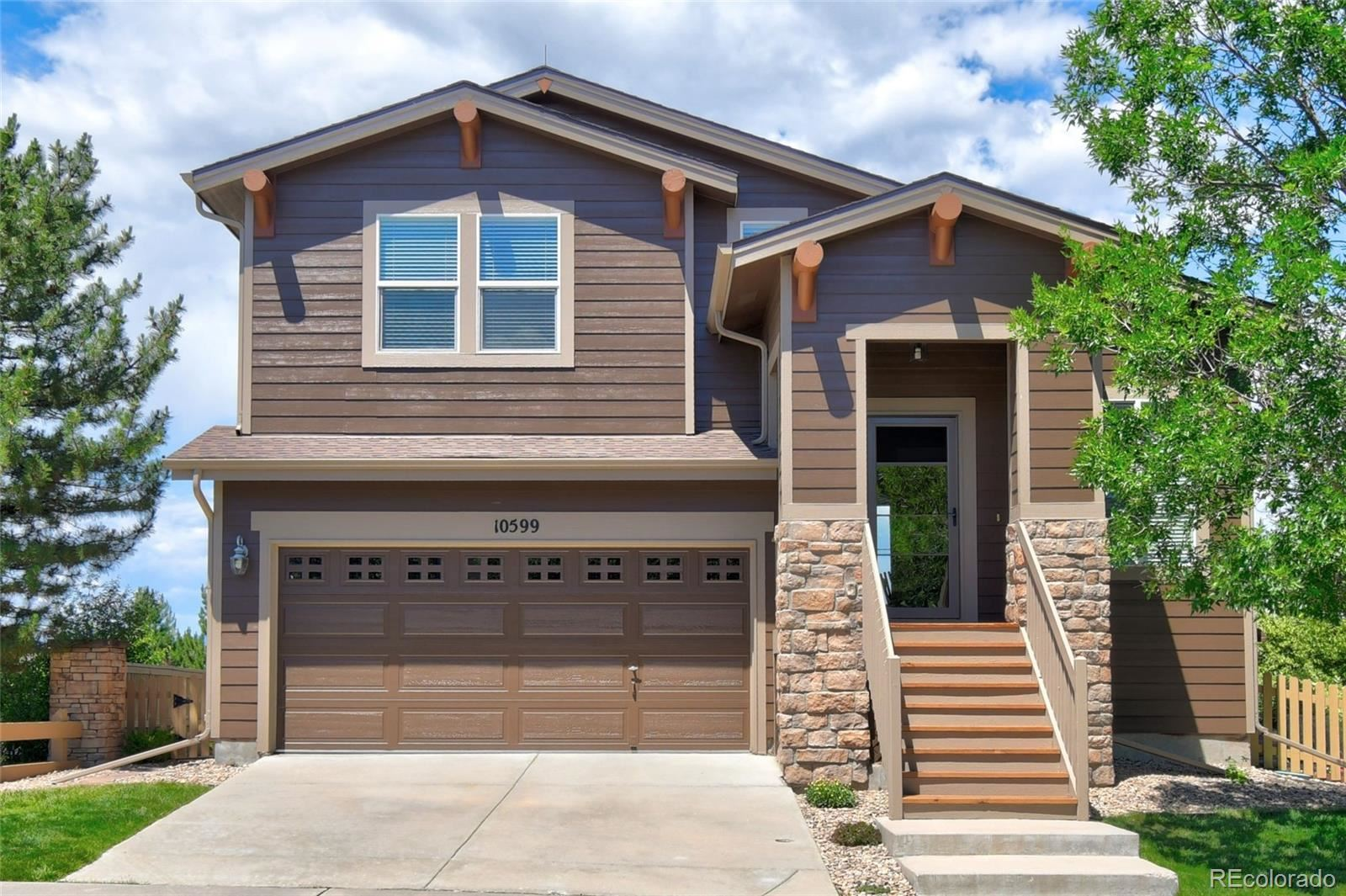 10599 Jewelberry Trail, Highlands Ranch, CO 80130 - #: 9782253