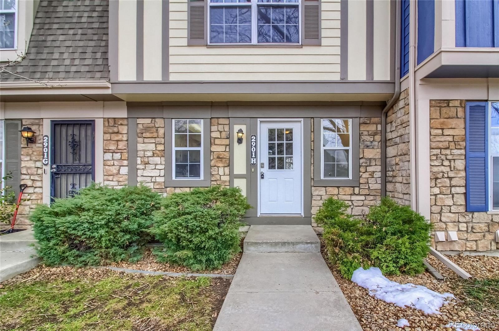 2901 W 81st Avenue  H #H, Westminster, CO 80031 - #: 3149254