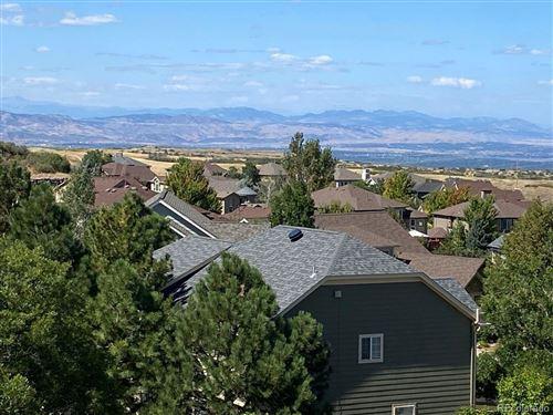 Photo of 12447 Topaz Vista Way, Castle Pines, CO 80108 (MLS # 9206257)