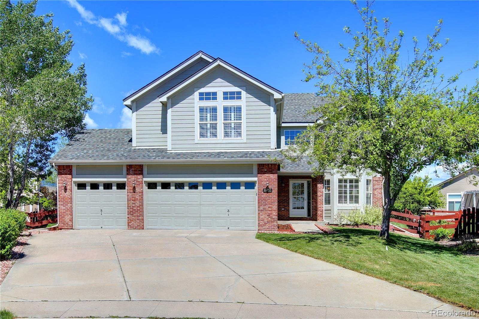 16733 W 61st Place, Arvada, CO 80403 - #: 9573257