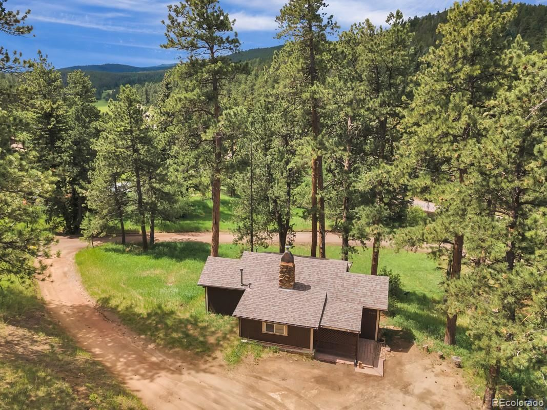 7060 S Blue Creek Road, Evergreen, CO 80439 - #: 5109259