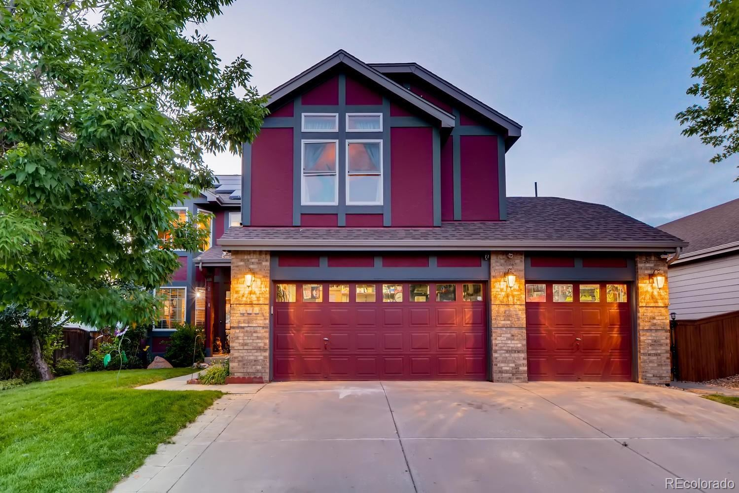 834 Sage Sparrow Circle, Highlands Ranch, CO 80129 - #: 5477259