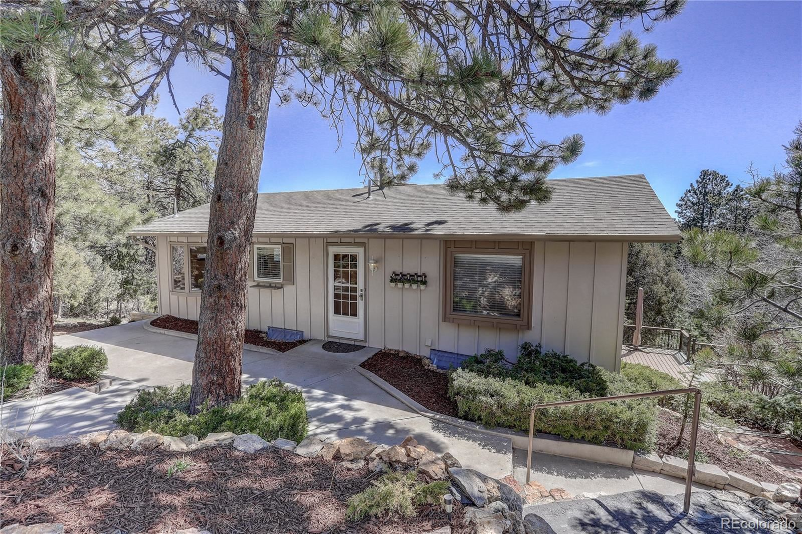 348  Meadow View Drive, Evergreen, CO 80439 - #: 2398261