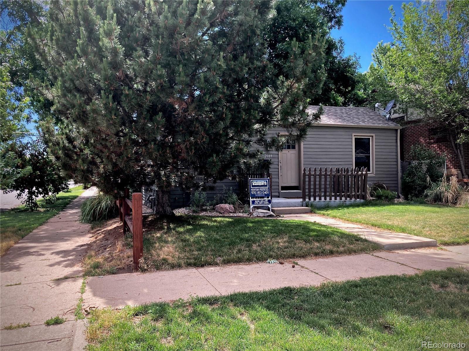 2189 S Gilpin Street, Denver, CO 80210 - #: 8989261