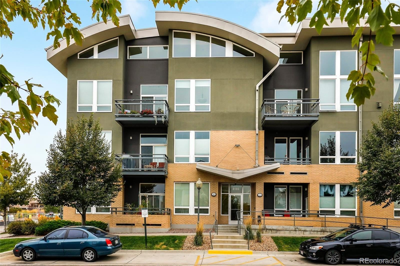 8185 E Lowry Boulevard #307, Denver, CO 80230 - #: 9494261
