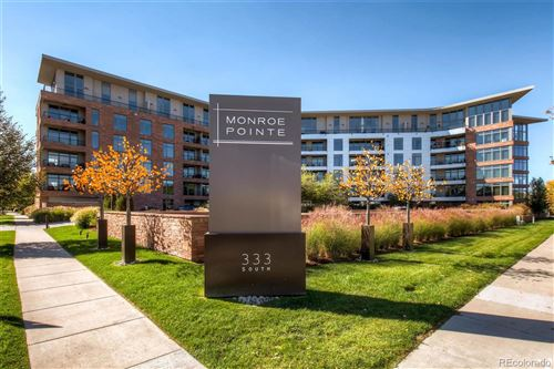 Photo of 333 S Monroe Street #411, Denver, CO 80209 (MLS # 9705262)