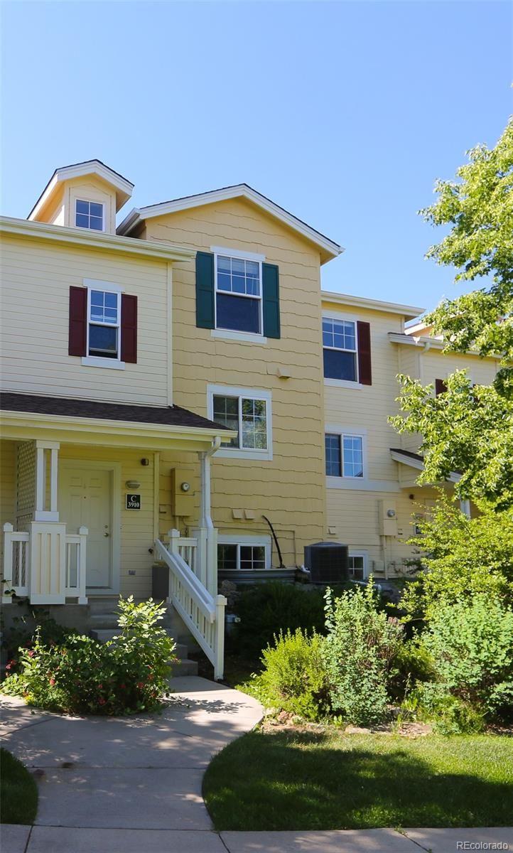 3910 Colorado Avenue #C, Boulder, CO 80303 - #: 2534263