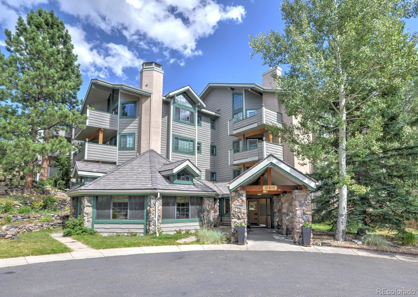 31819 Rocky Village Drive #317 UNIT 317, Evergreen, CO 80439 - #: 2758263