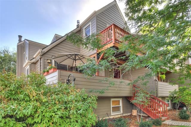 1850 22nd Street #1 UNIT 1, Boulder, CO 80302 - #: 9700263