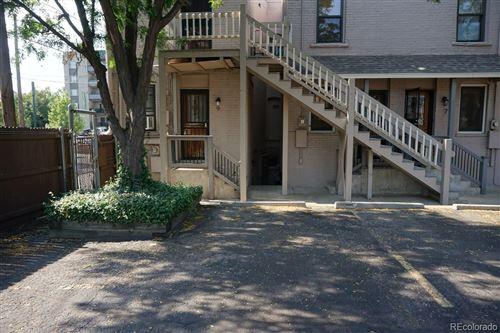 Photo of 1310 N Corona Street #14, Denver, CO 80218 (MLS # 9740265)