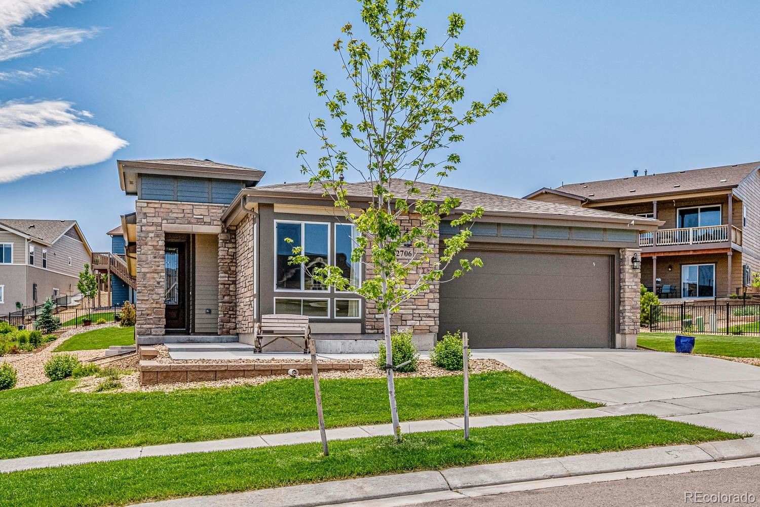 12706 W Montane Drive, Broomfield, CO 80021 - MLS#: 3175265