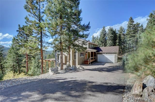 27324 Arrowhead Lane, Conifer, CO 80433 - #: 5697265