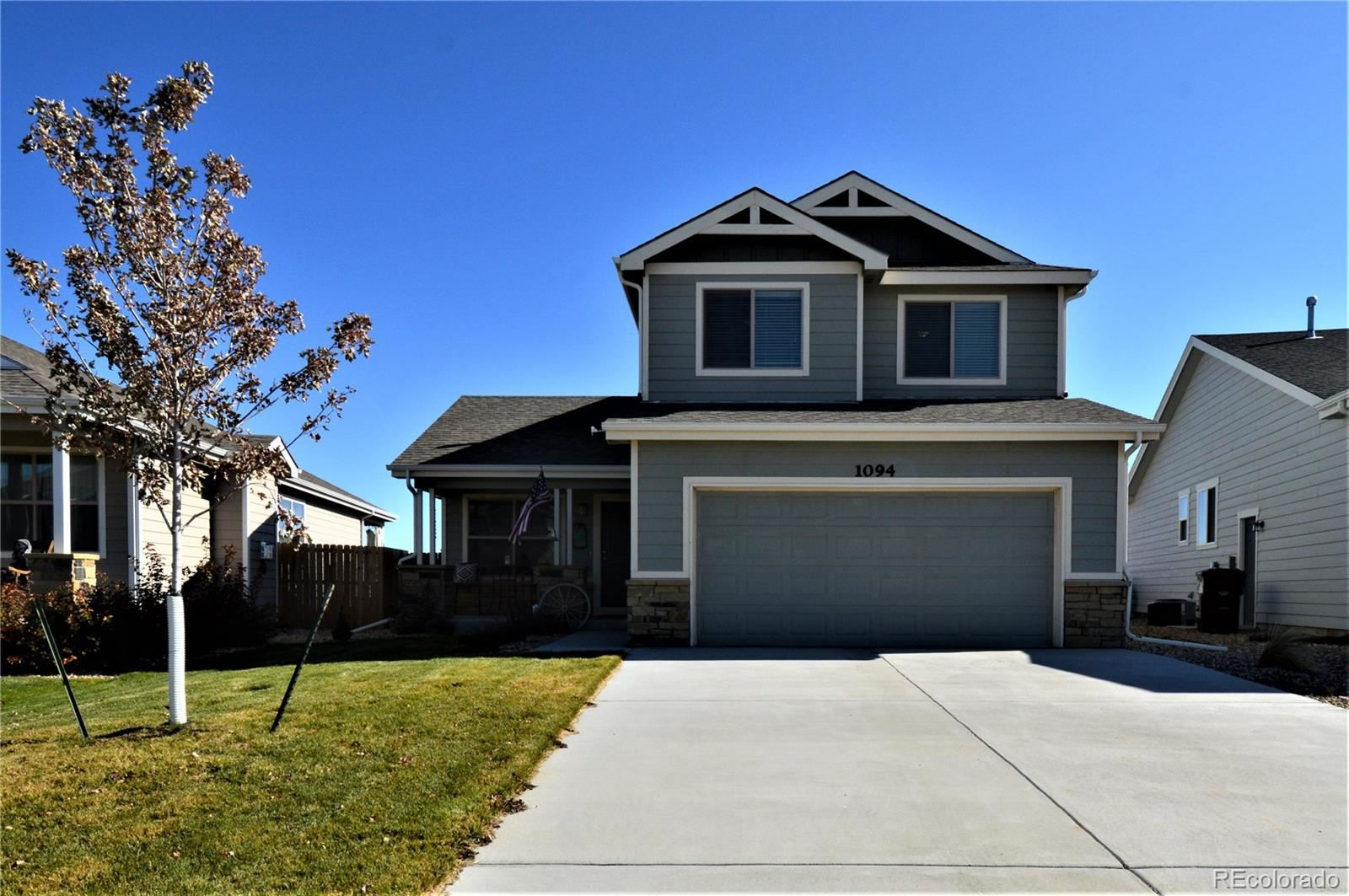 1094  Johnson Street, Wiggins, CO 80654 - #: 7560269