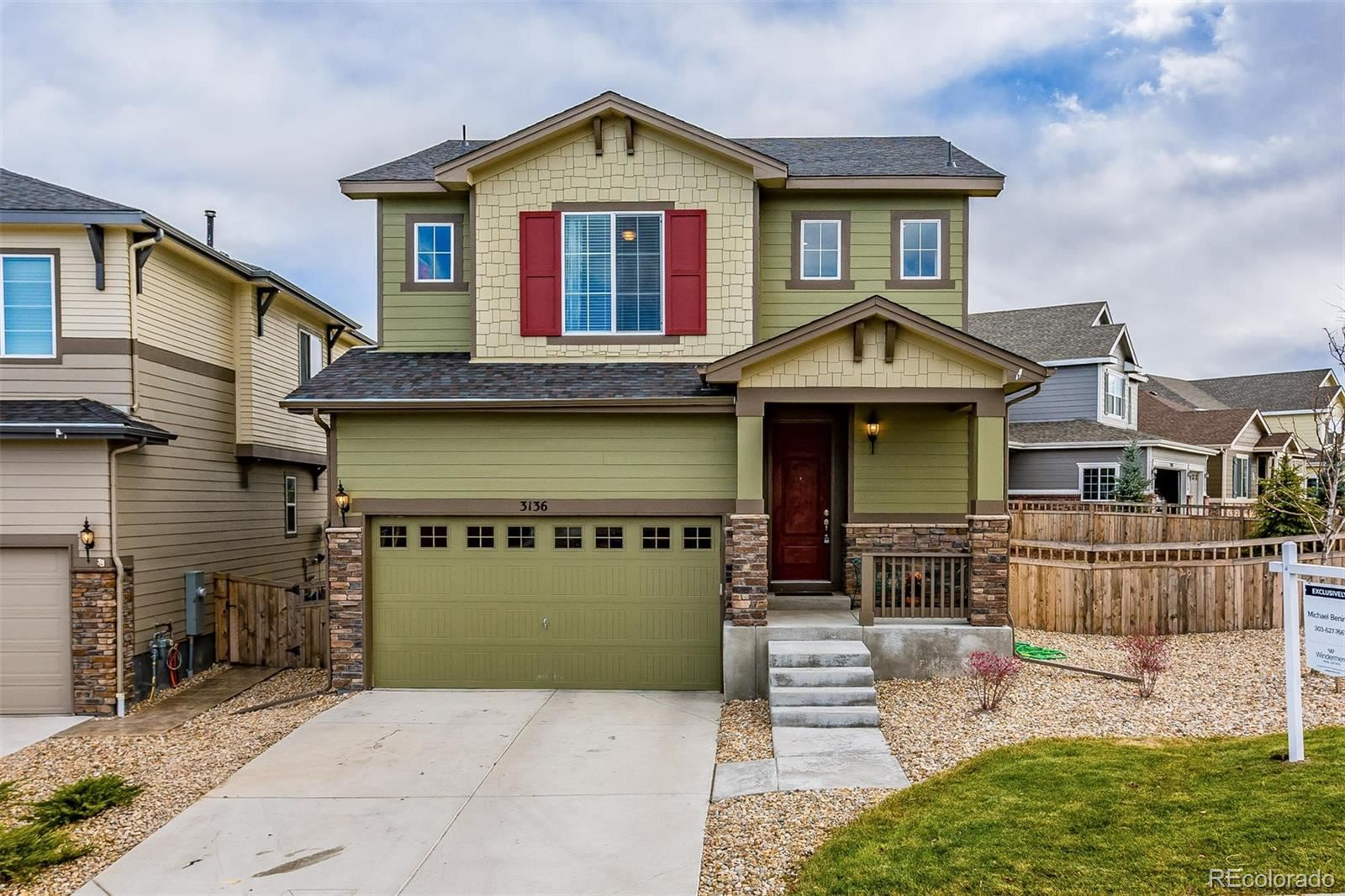 3136 Youngheart Way, Castle Rock, CO 80109 - #: 4605270