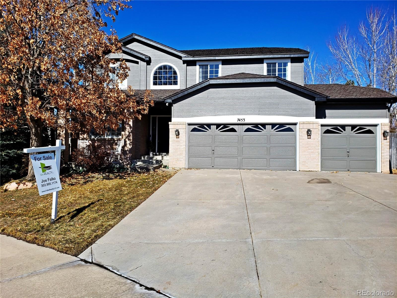 7453  Indian Wells Cove, Lone Tree, CO 80124 - #: 9459270