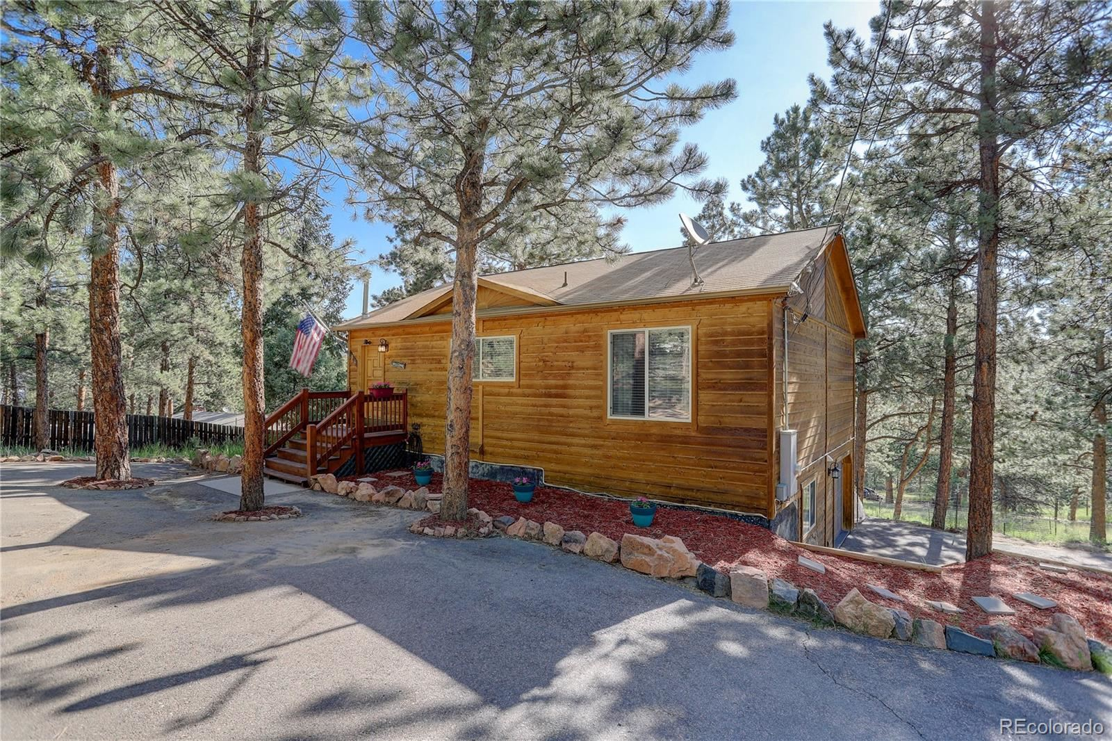 84 S Laura Avenue, Pine, CO 80470 - #: 2205272