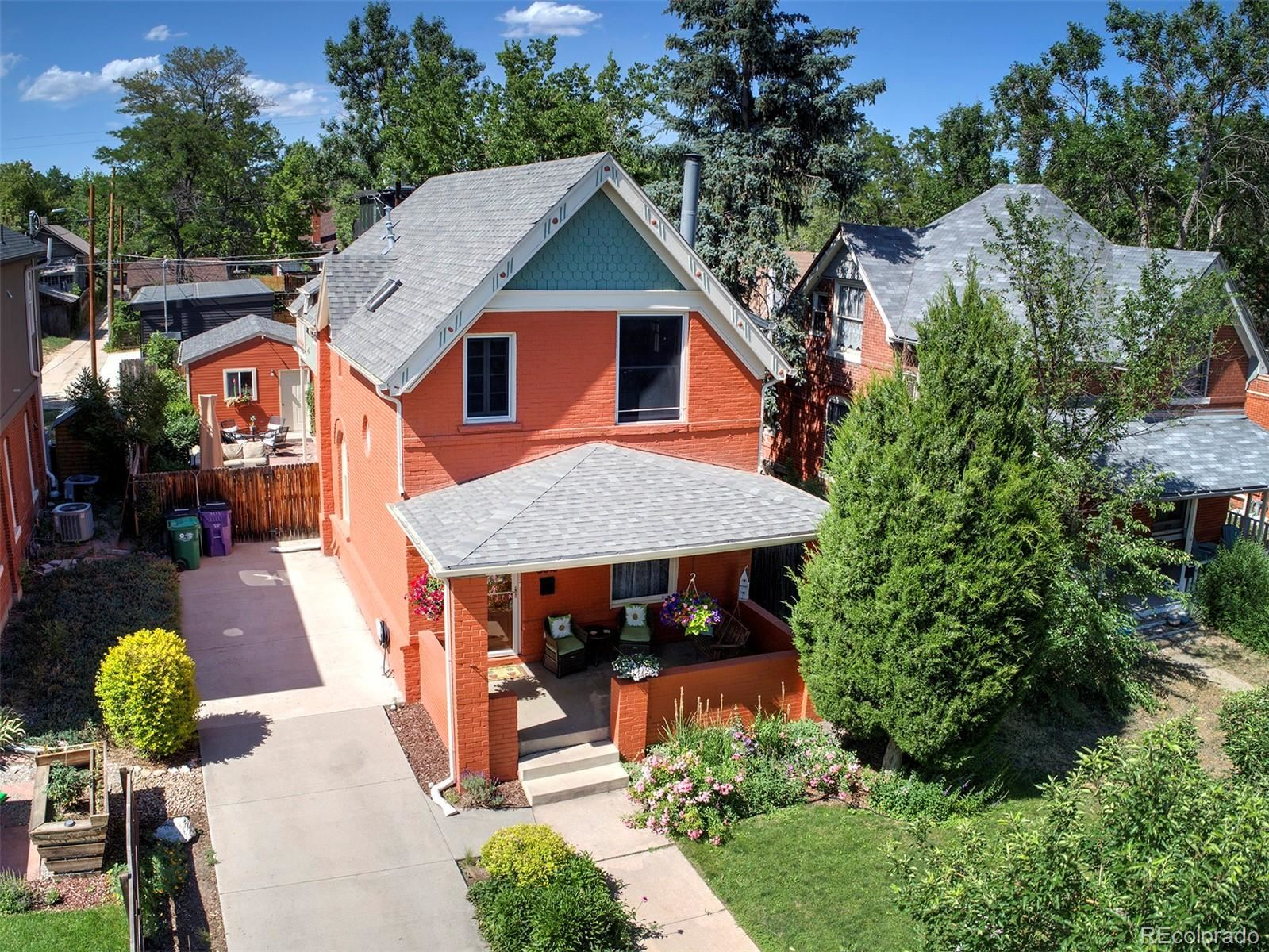 3315 W 23rd Avenue, Denver, CO 80211 - #: 2510272
