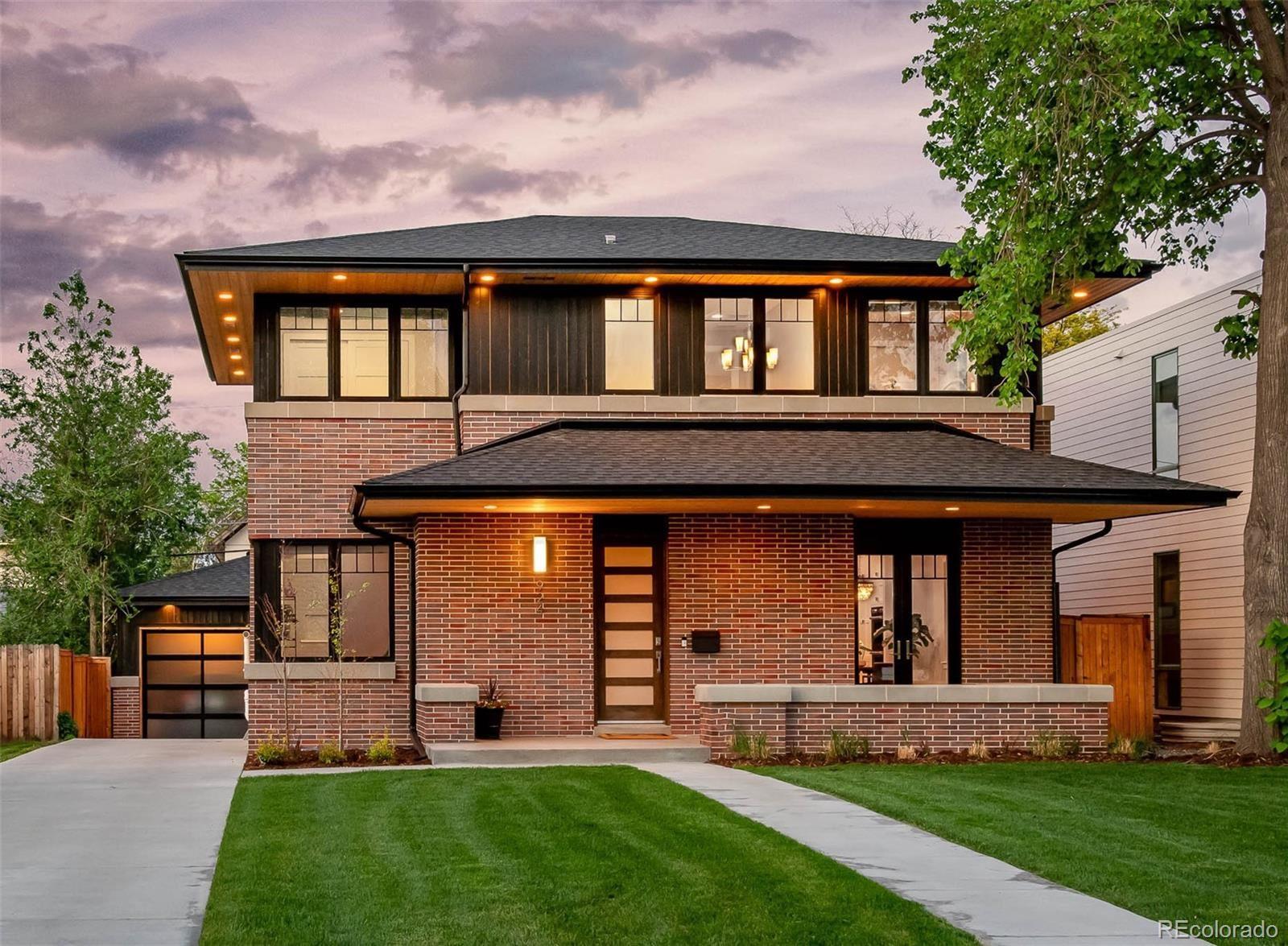 924  Krameria Street, Denver, CO 80220 - #: 6204274