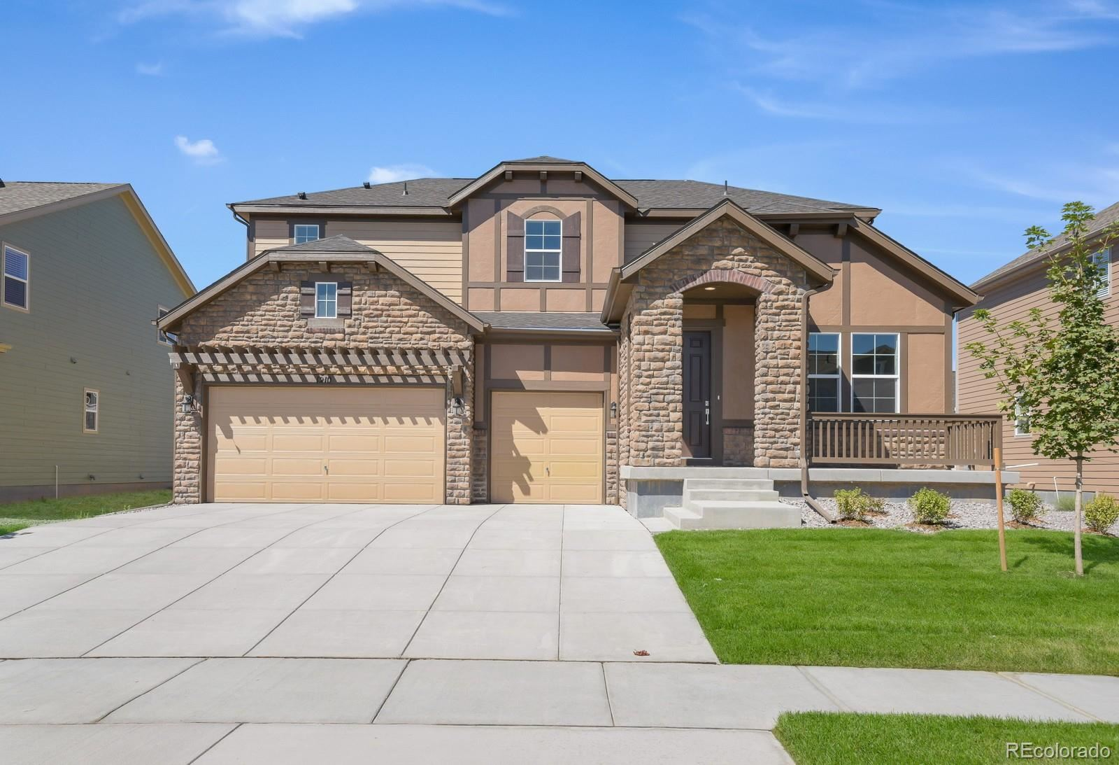 1210  Homestead Road, Erie, CO 80516 - #: 9887274
