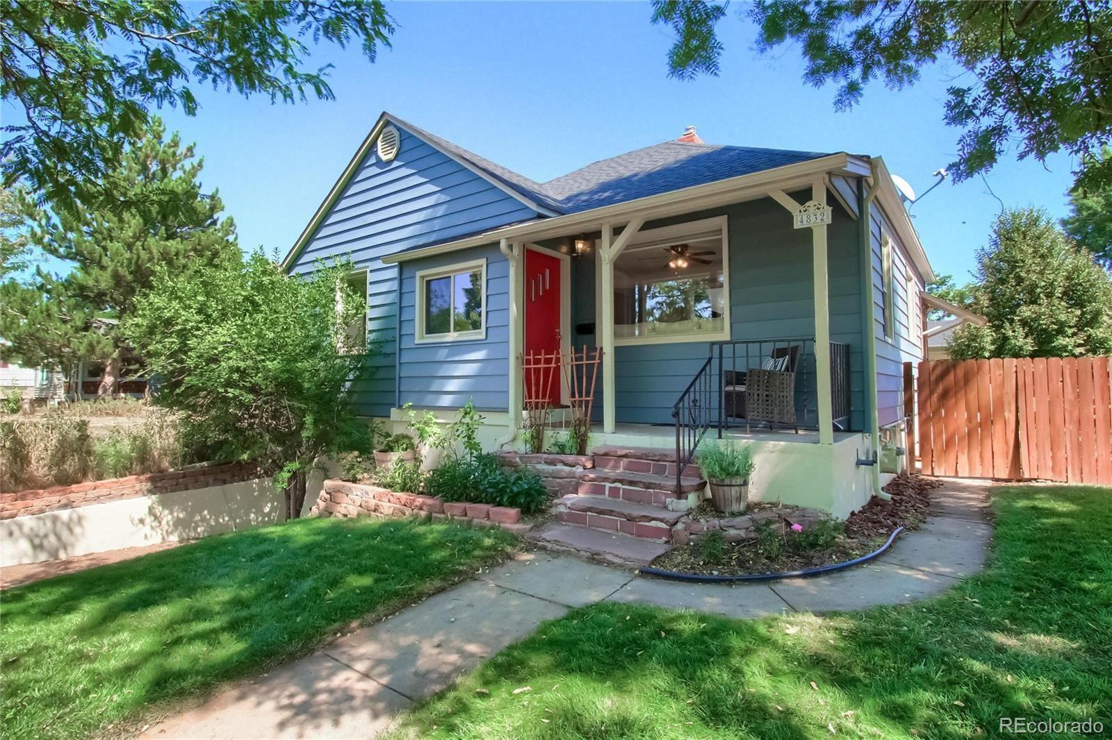Photo of 4832 Osceola Street, Denver, CO 80212 (MLS # 8632275)