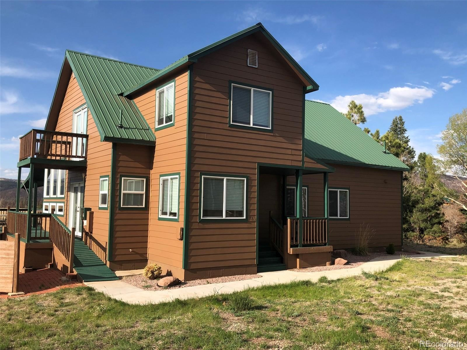 761  Messinger Place, Fort Garland, CO 81133 - #: 8028277
