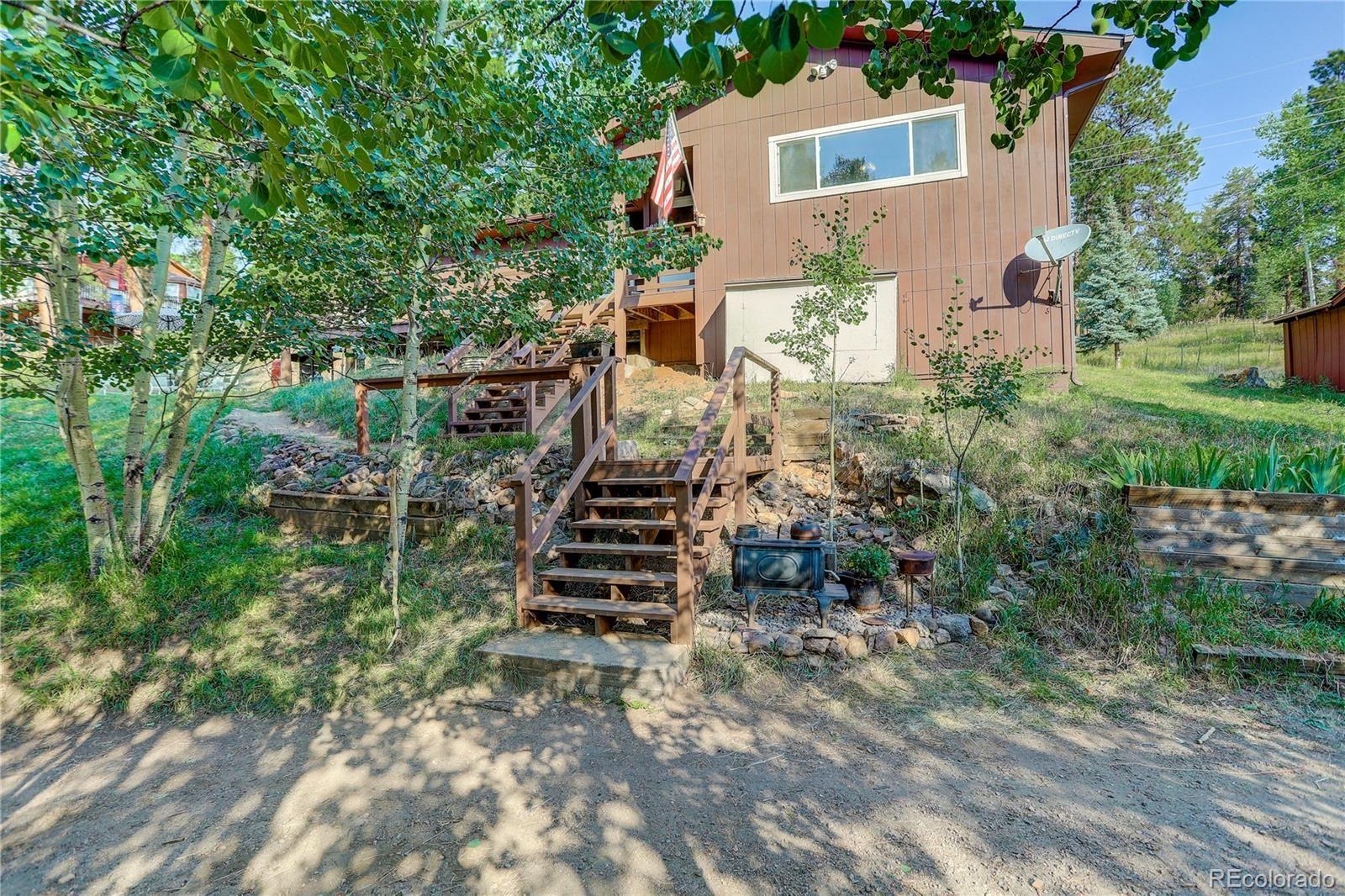 28459 Pine Trail, Conifer, CO 80433 - #: 7206278