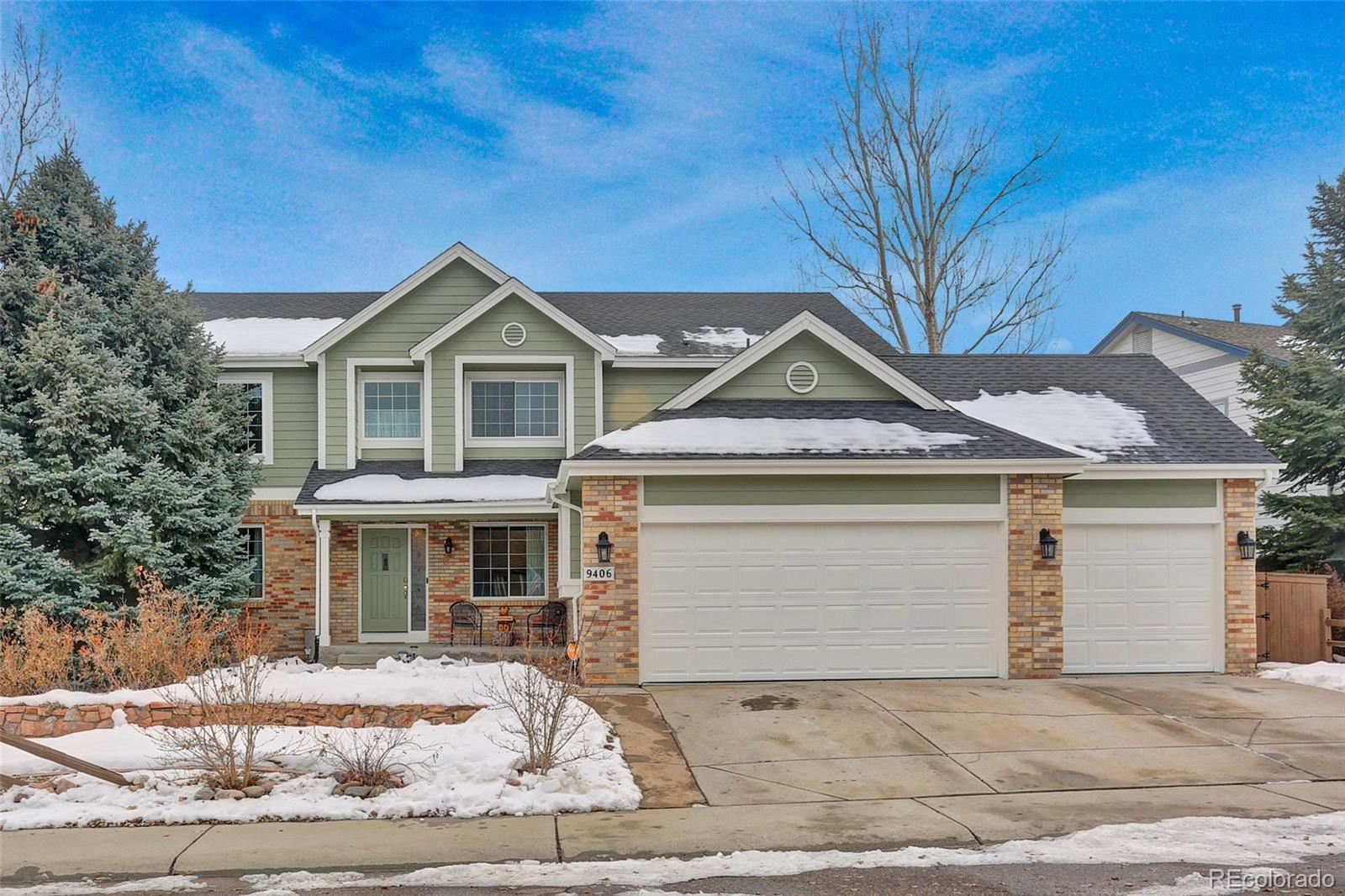 9406  Sand Hill Place, Highlands Ranch, CO 80126 - #: 8439278