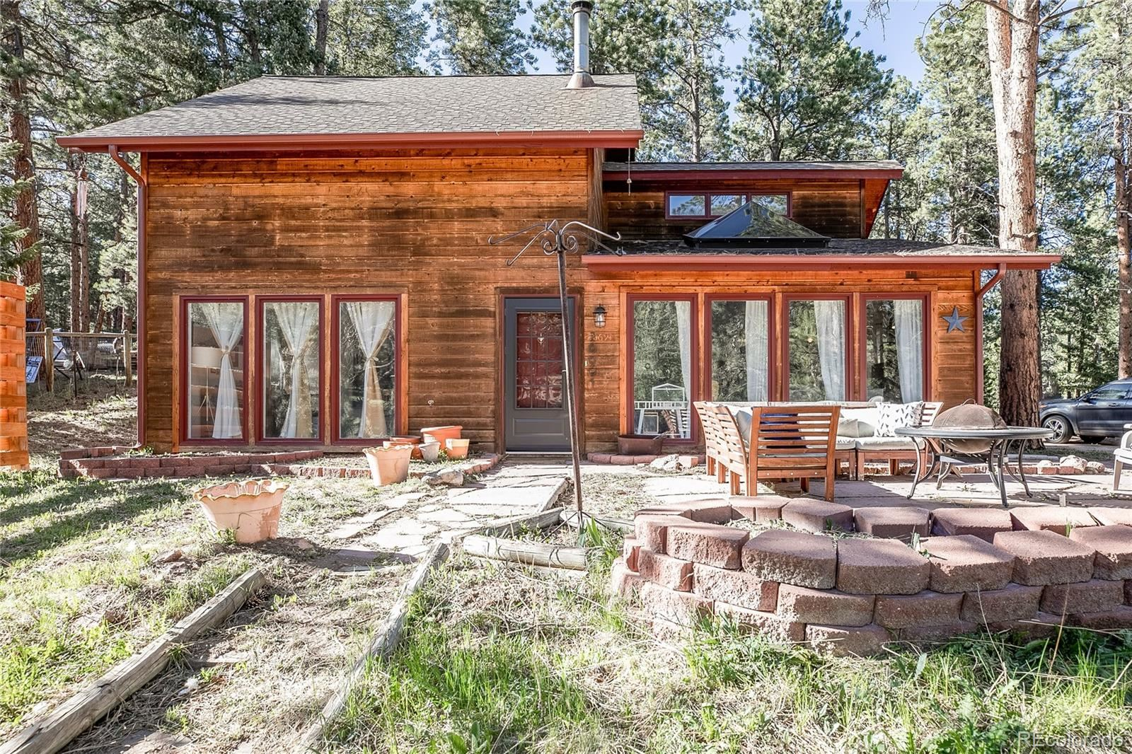 26691 Hilton Street, Conifer, CO 80433 - #: 5377279