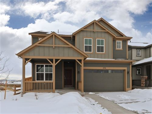 Photo of 434 Hyde Park Circle, Castle Pines, CO 80108 (MLS # 1598280)