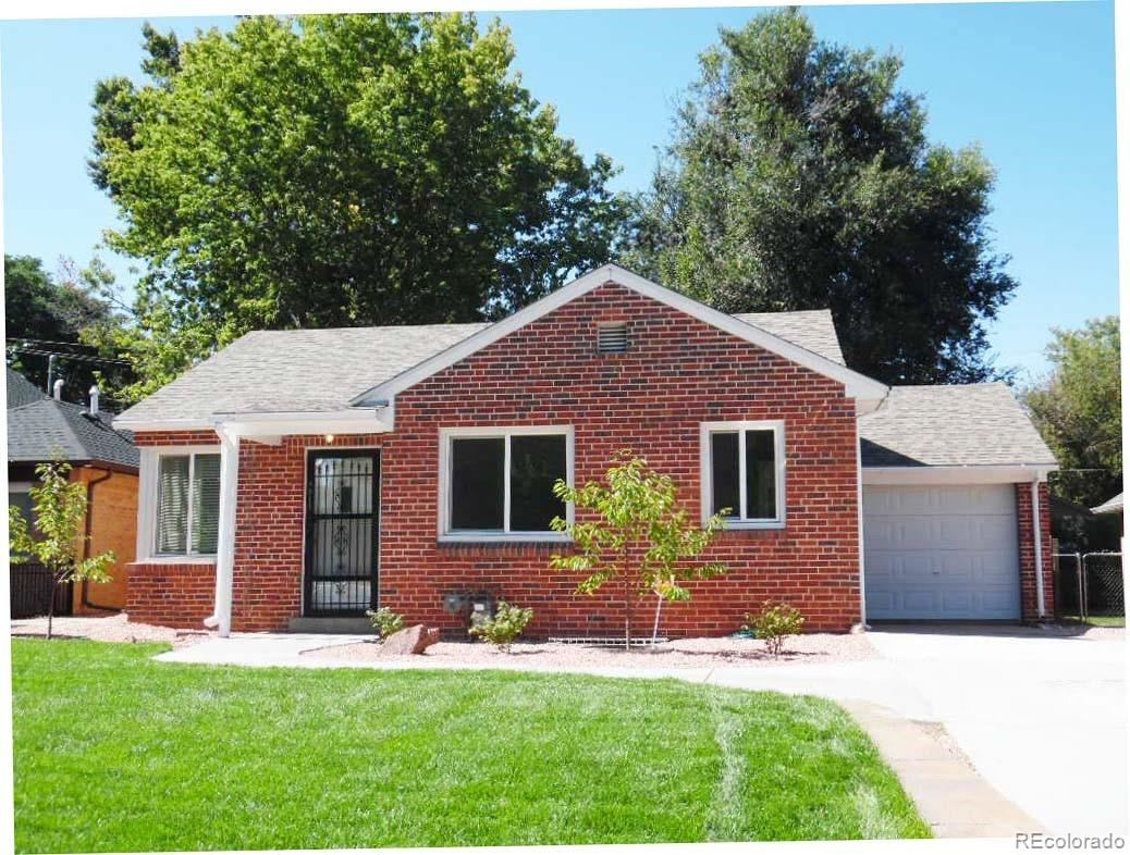 2649 S York Street, Denver, CO 80210 - #: 9216281