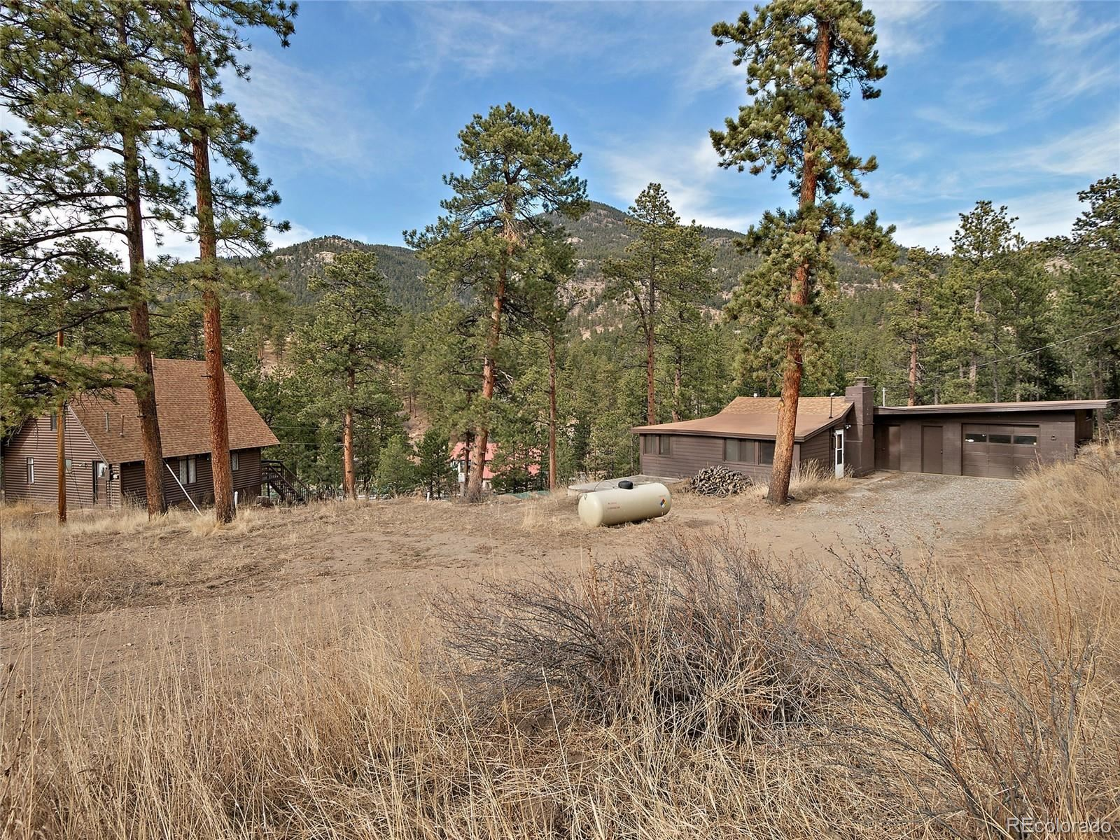 41 and 45  Diamond Drive, Evergreen, CO 80439 - #: 1625282