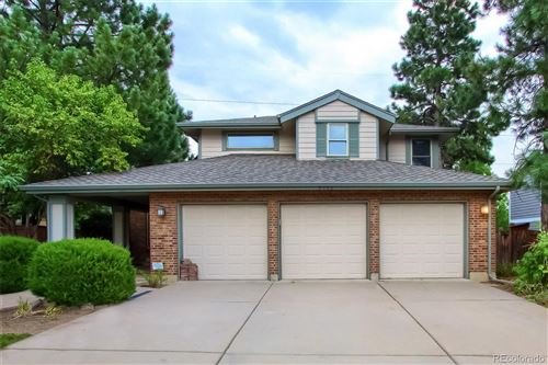 Photo of 5722 S Ouray Court, Centennial, CO 80015 (MLS # 6348283)