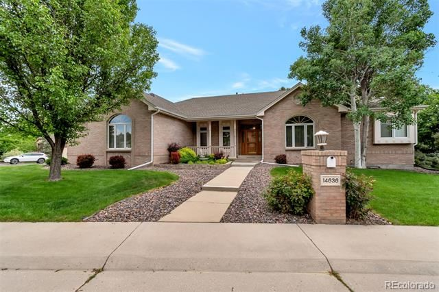 14636 West 56th Drive, Arvada, CO 80002 - #: 1662283