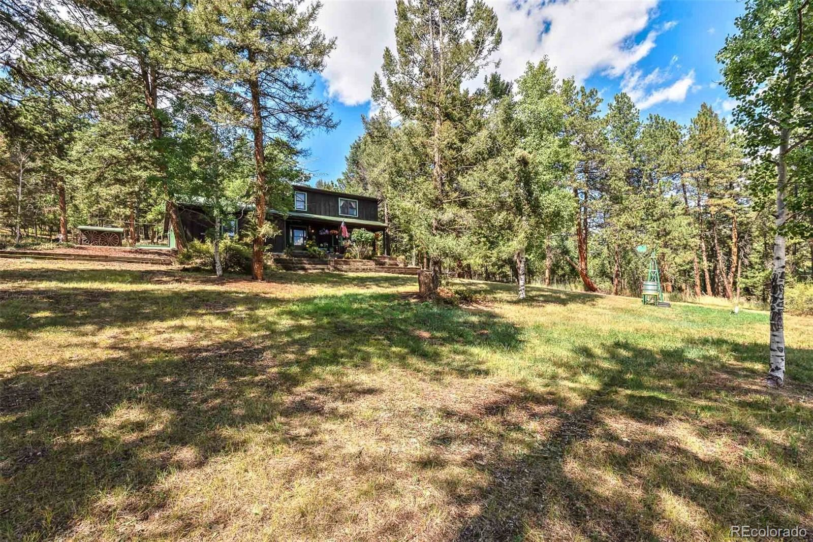 13713 S Wamblee Valley Road, Conifer, CO 80433 - #: 2931283