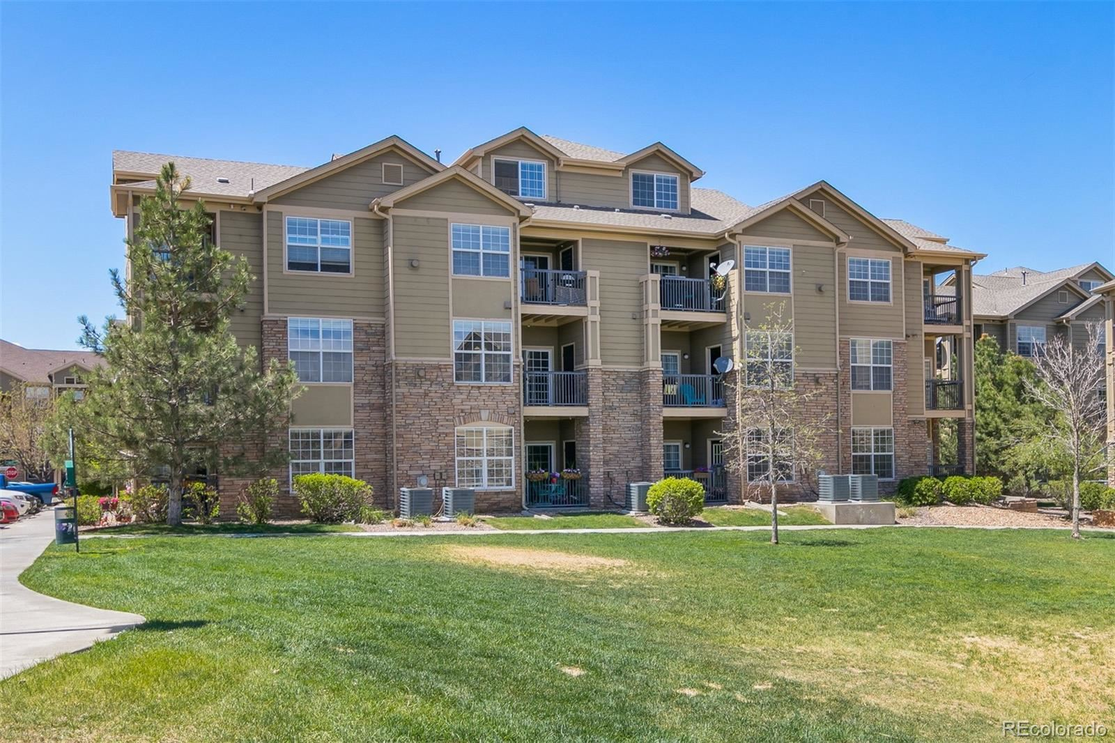 9180  Rolling Way  207 #207, Parker, CO 80134 - #: 6428283