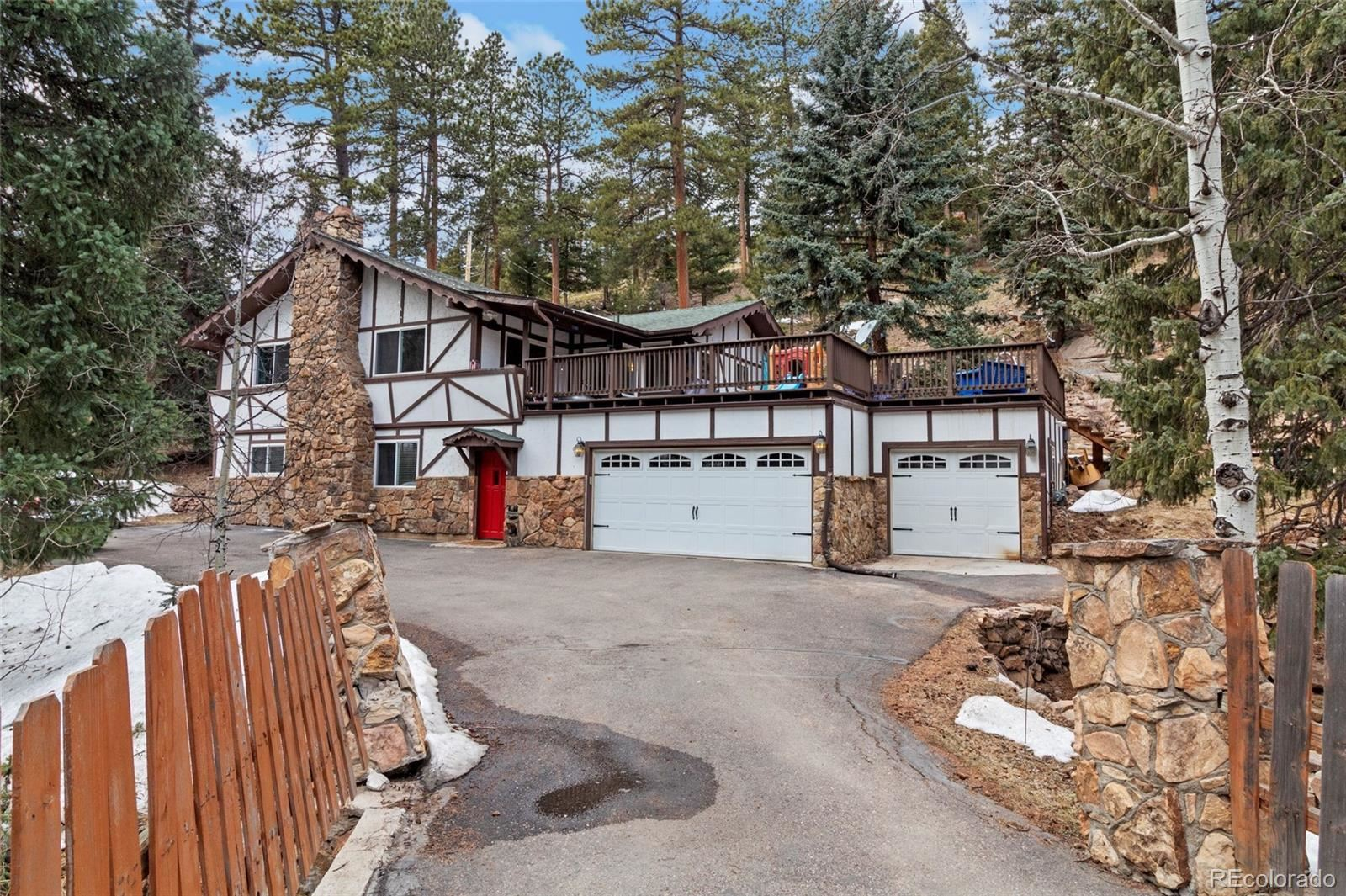 8117 S Brook Forest Road, Evergreen, CO 80439 - #: 6497287