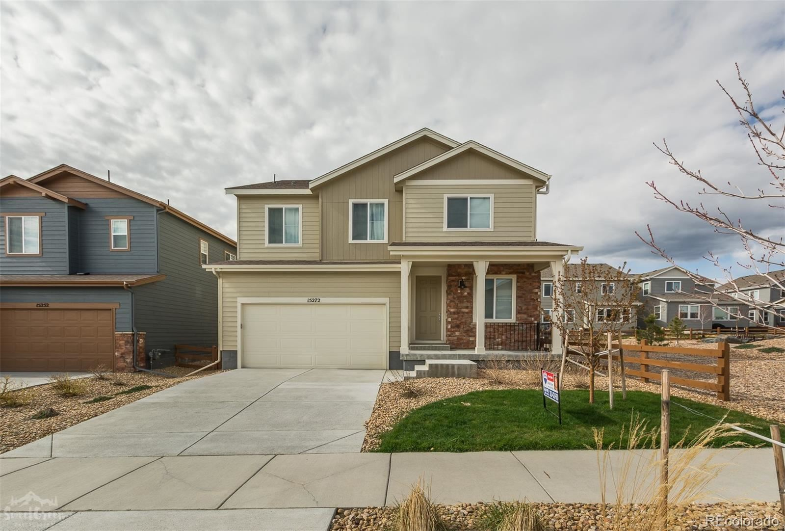 15272 W 93rd Place, Arvada, CO 80007 - #: 8535288