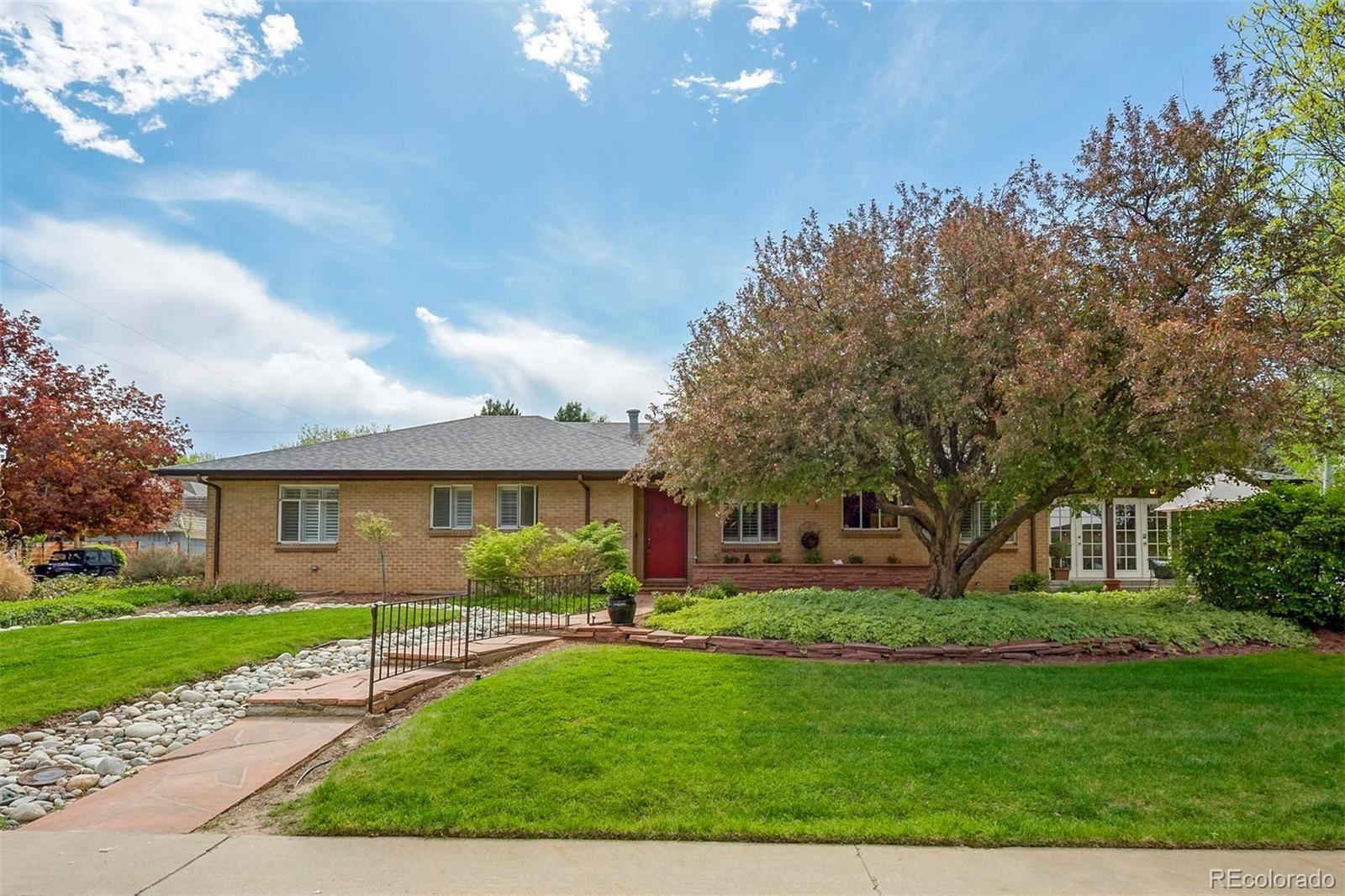 995 S Garfield Street, Denver, CO 80209 - #: 8484290
