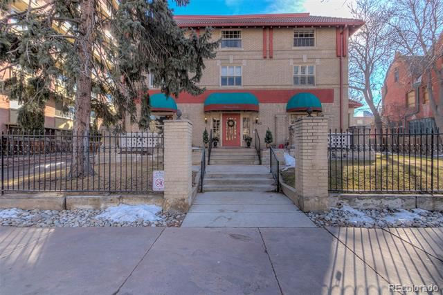 1140 North Grant Street #1 UNIT 1, Denver, CO 80203 - #: 3715291
