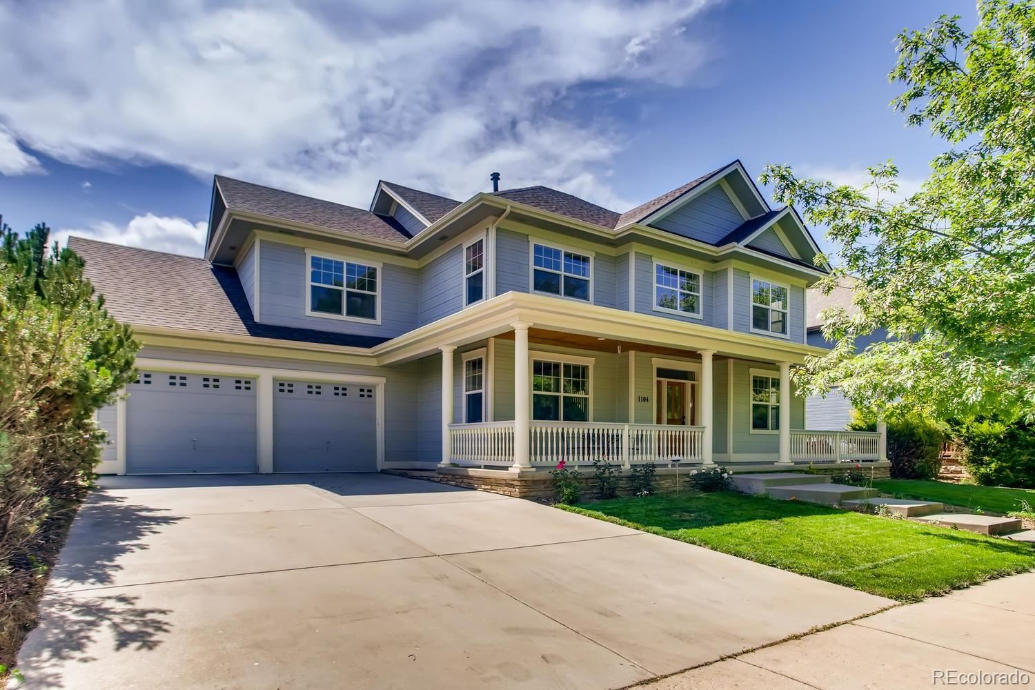 1104 Conway Street, Erie, CO 80516 - #: 9416292