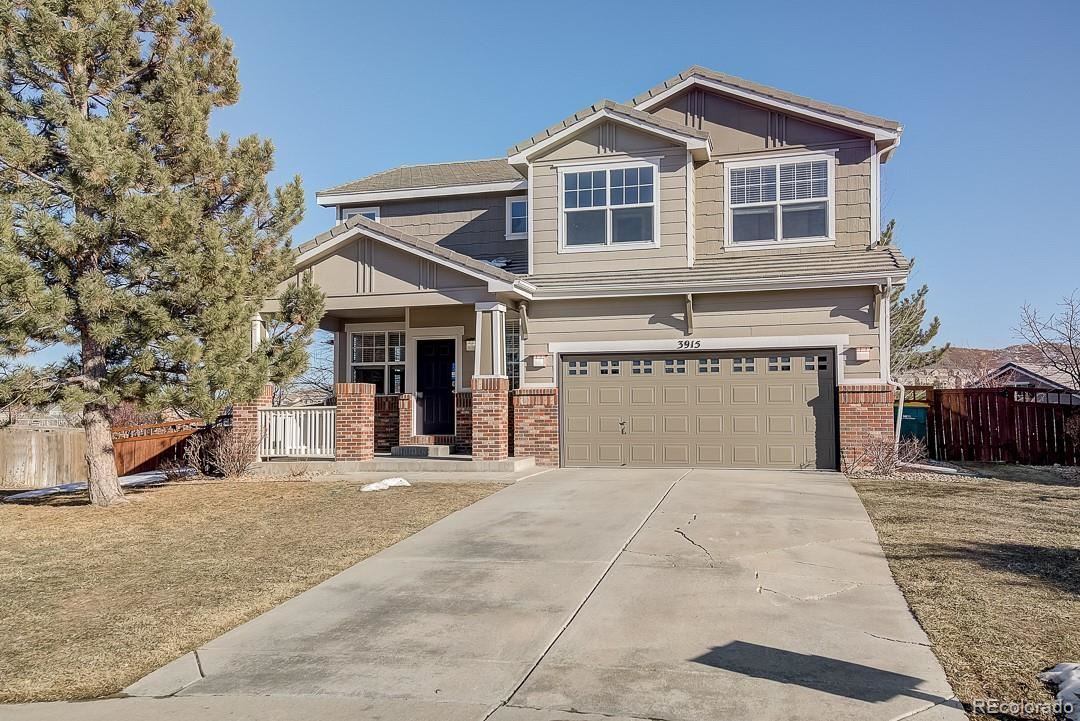 3915  Miners Candle Court, Castle Rock, CO 80109 - #: 3819293