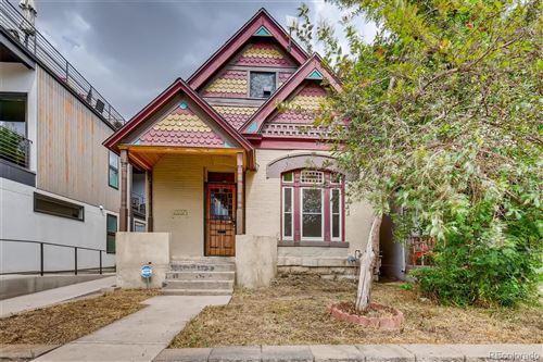 Photo of 2138 N Marion Street, Denver, CO 80205 (MLS # 8580294)