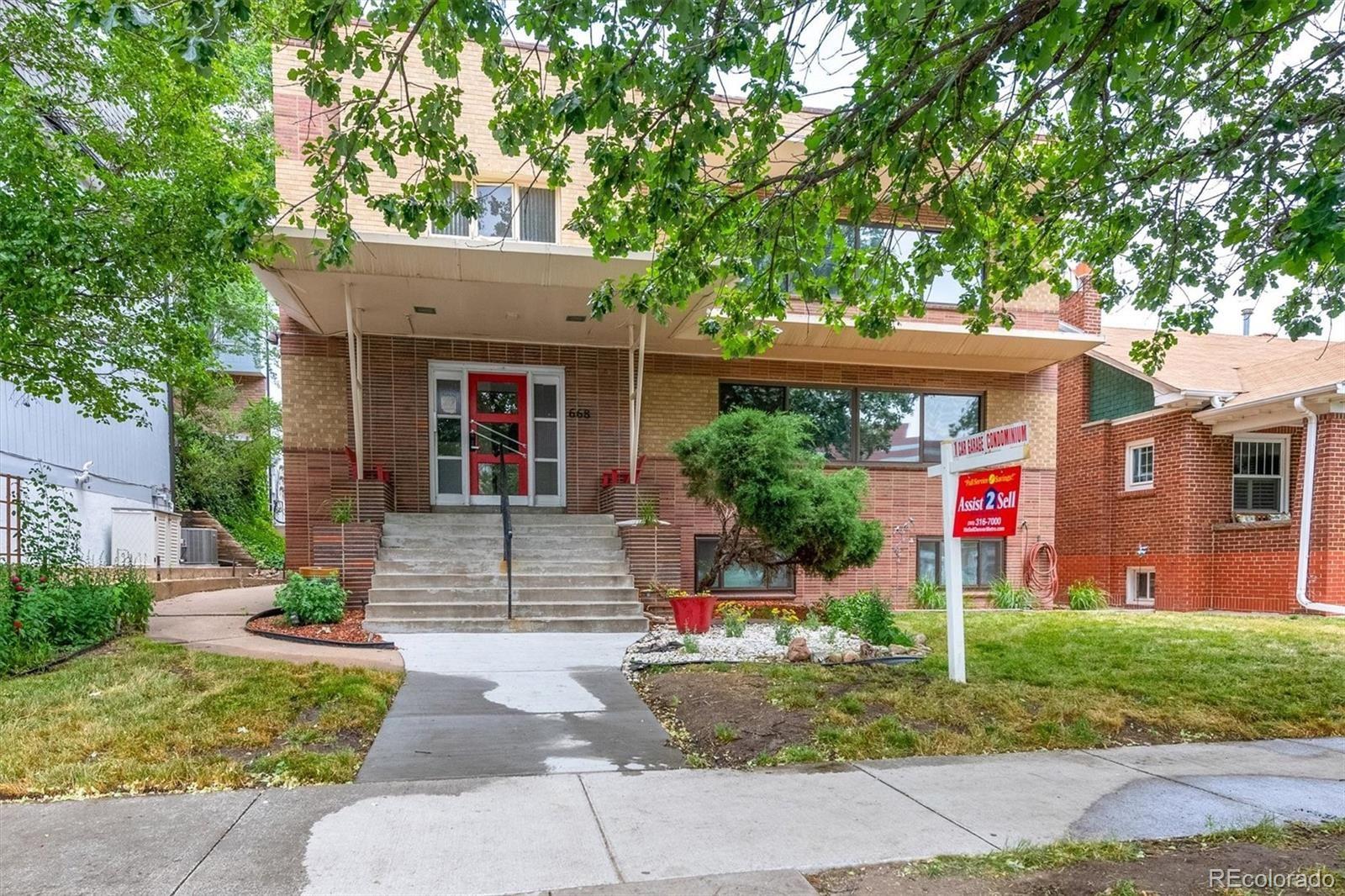 Photo of 668 N Pennsylvania Street #3, Denver, CO 80203 (MLS # 2290294)