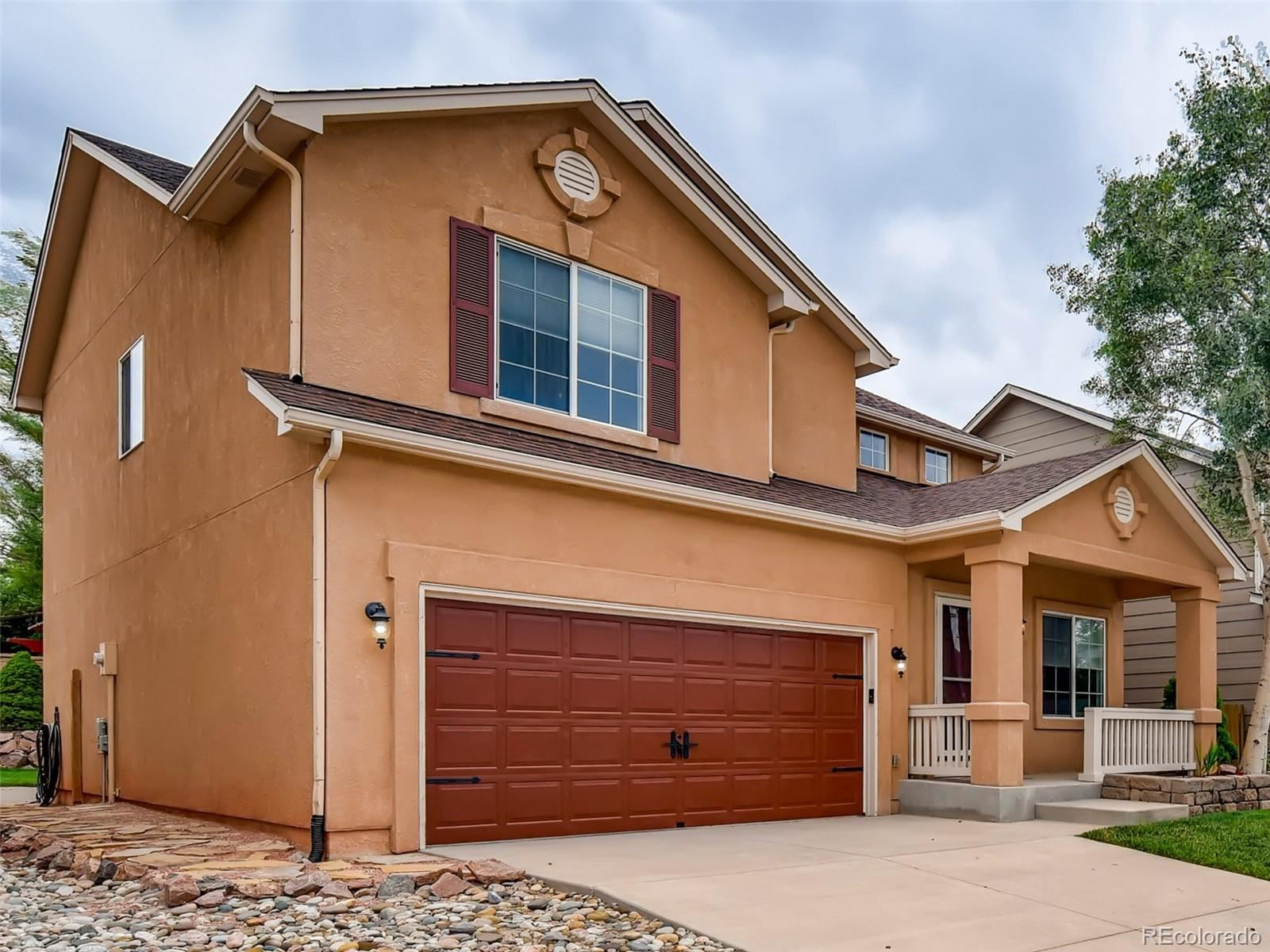 7258 Grand Prairie Drive, Colorado Springs, CO 80923 - #: 8919294