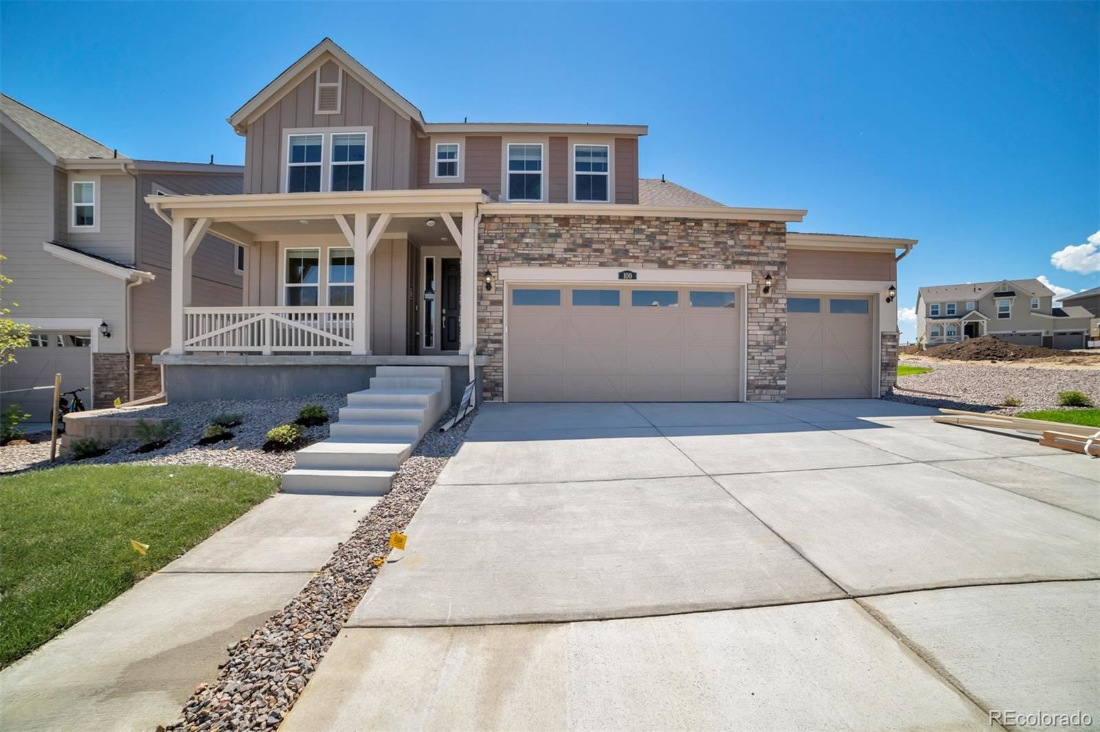 100 Green Fee Circle, Castle Pines, CO 80108 - #: 7165295