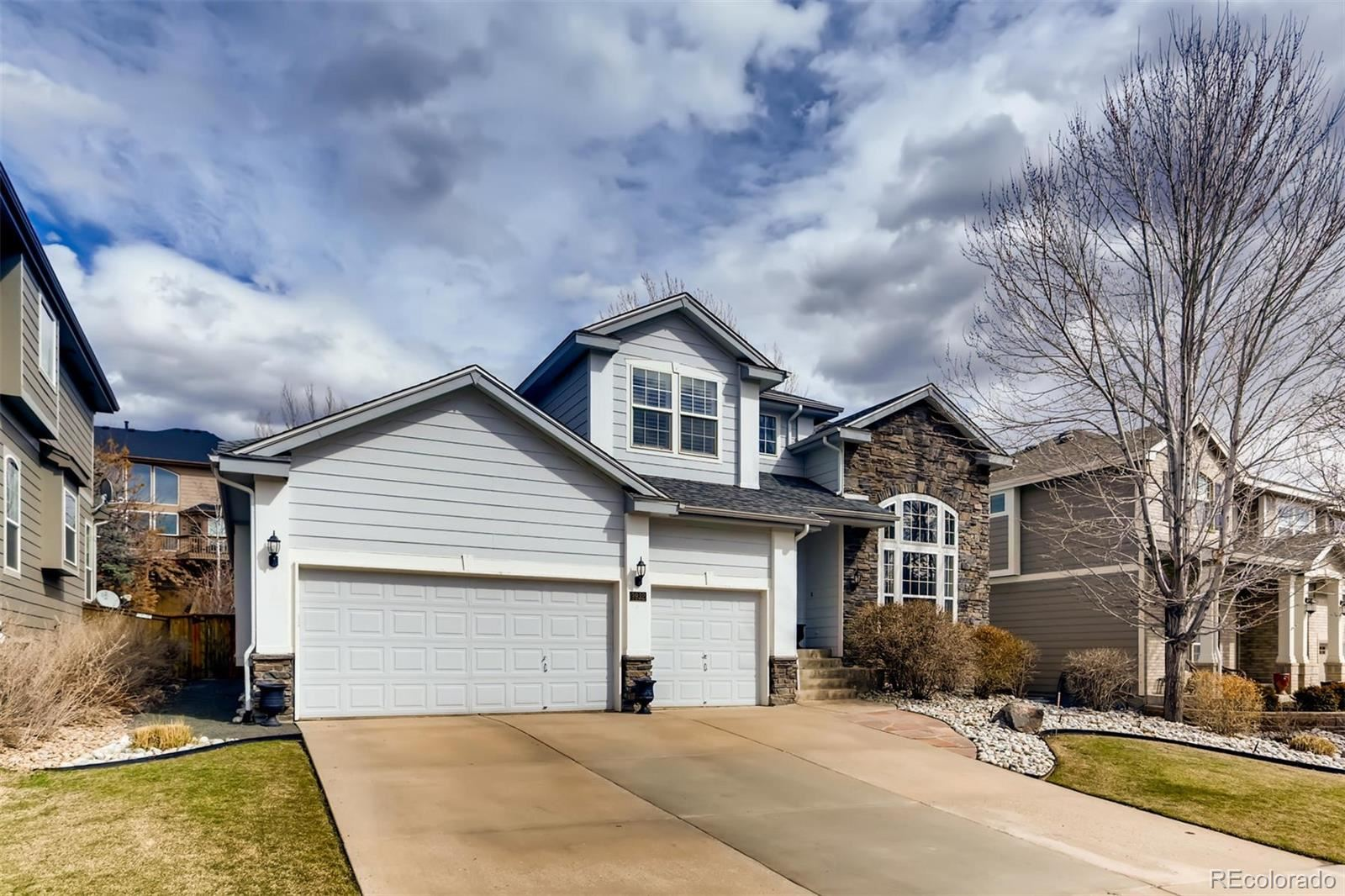 9932  Clyde Place, Highlands Ranch, CO 80129 - #: 8148295