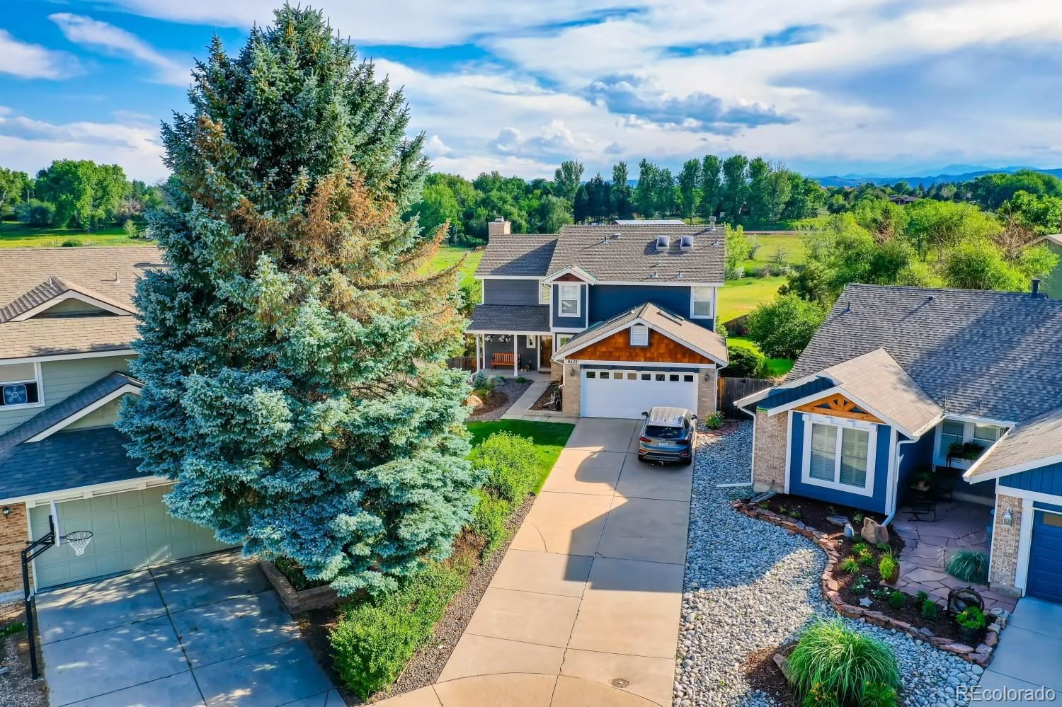 8428 Newcombe Street, Arvada, CO 80005 - #: 1748296