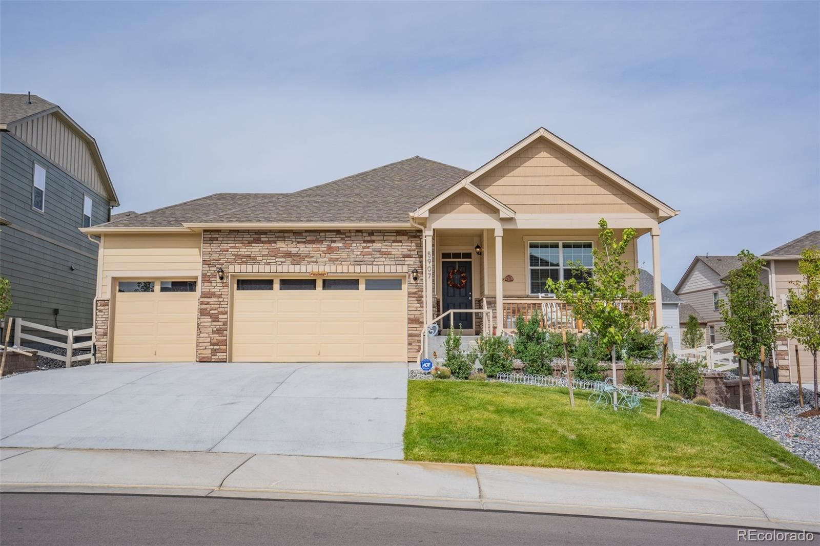 5907 Point Rider Circle, Castle Rock, CO 80104 - #: 2477297